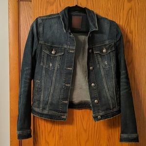 Articles of society Jean jacket.